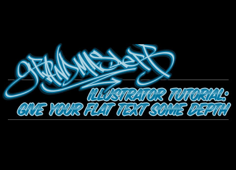 Illustrator Text Effects